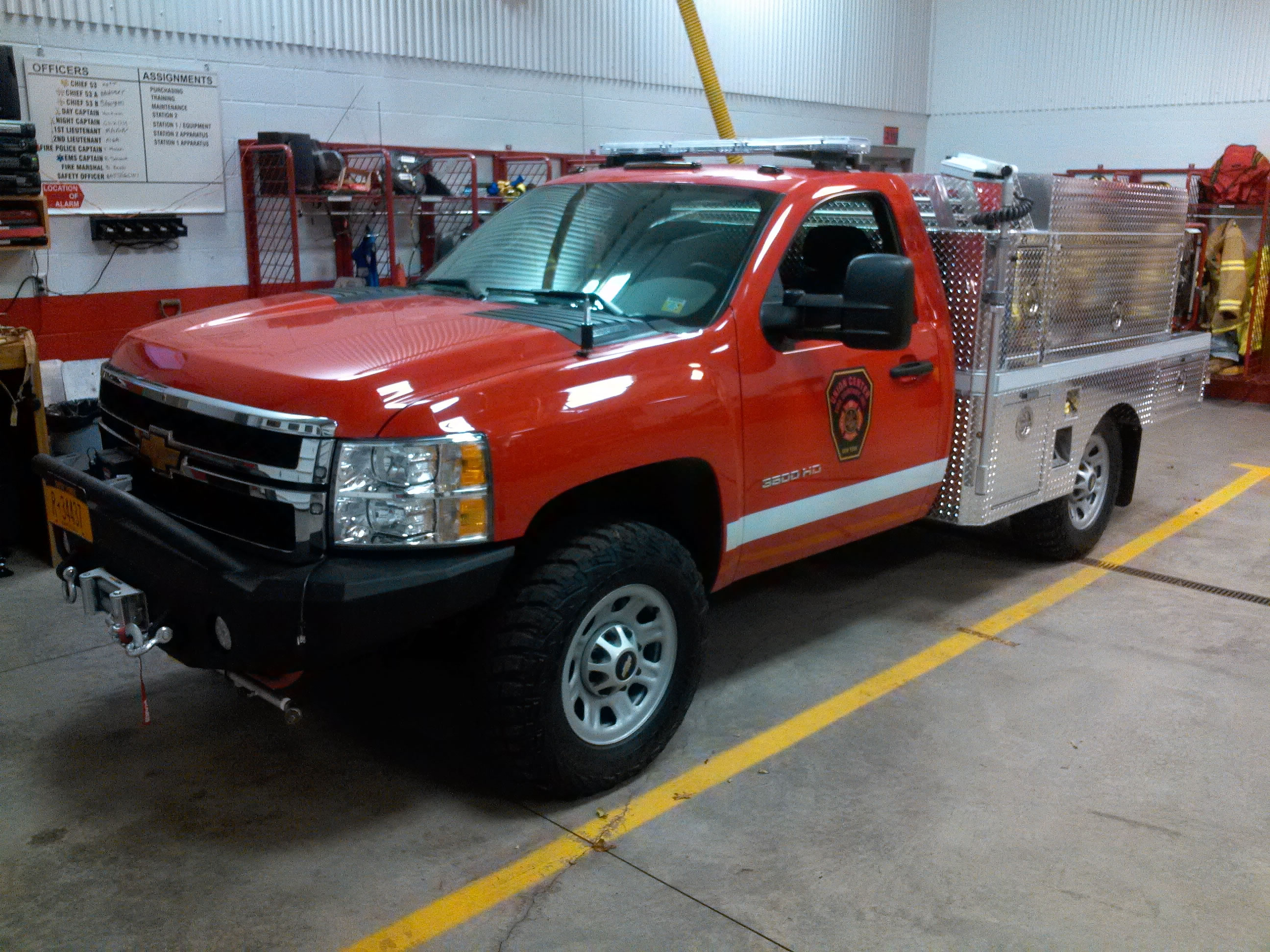 Union1 – Harrob Fire Apparatus