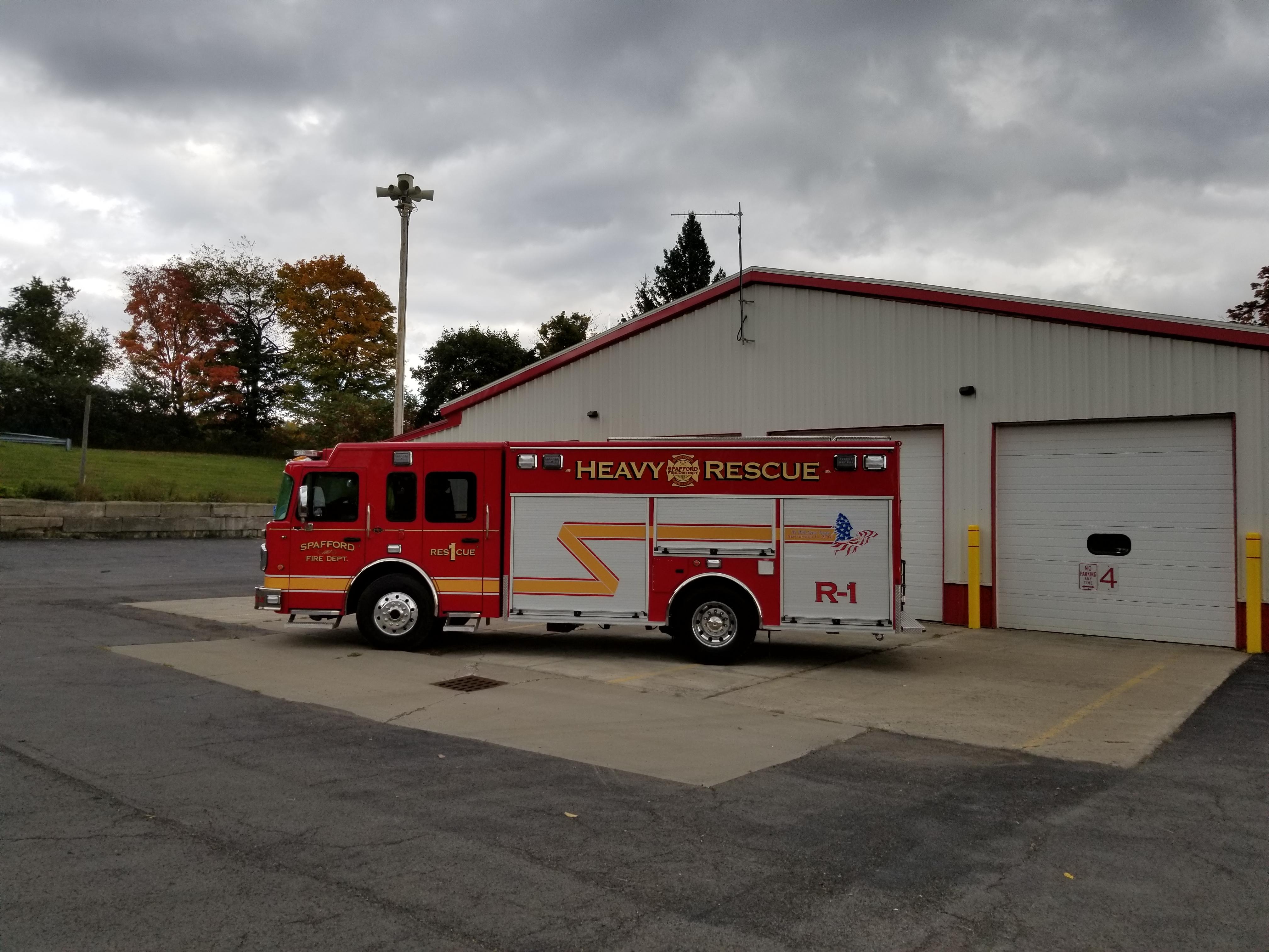 Spafford Rescue